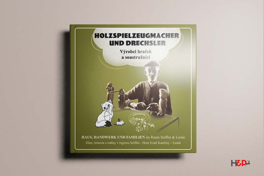 """Buch """"Holzspielzeugmacher und Drechsler"""""""