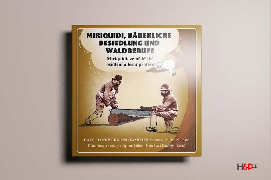 """Kniha """"Miriquidi, zemědělské osídlení a lesnické profese"""""""