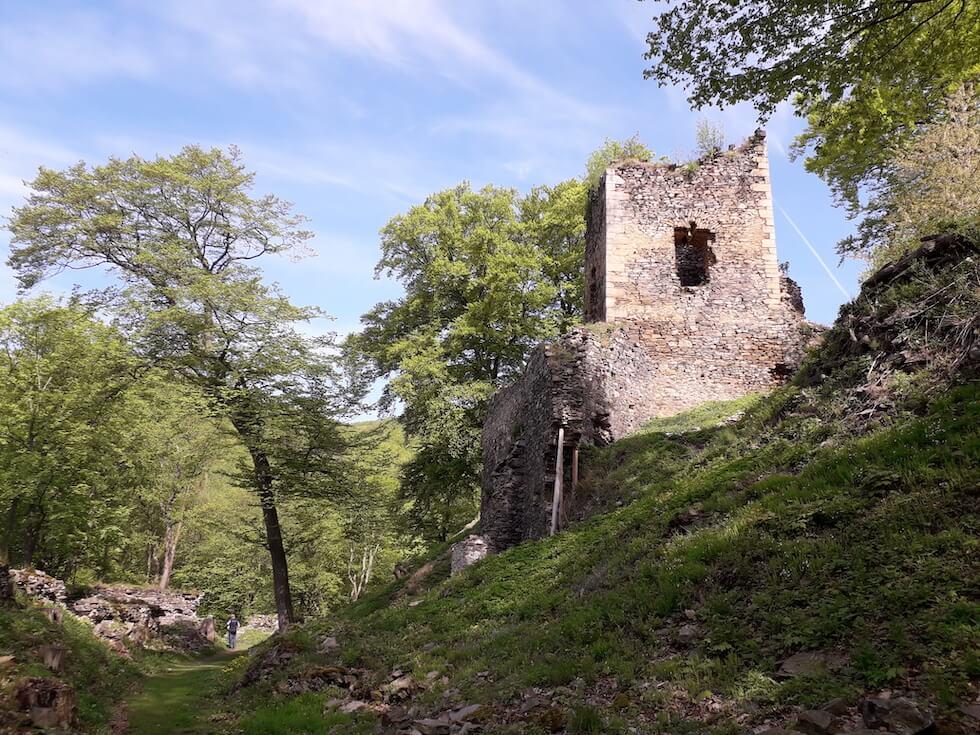 Riesenburg Ossegg