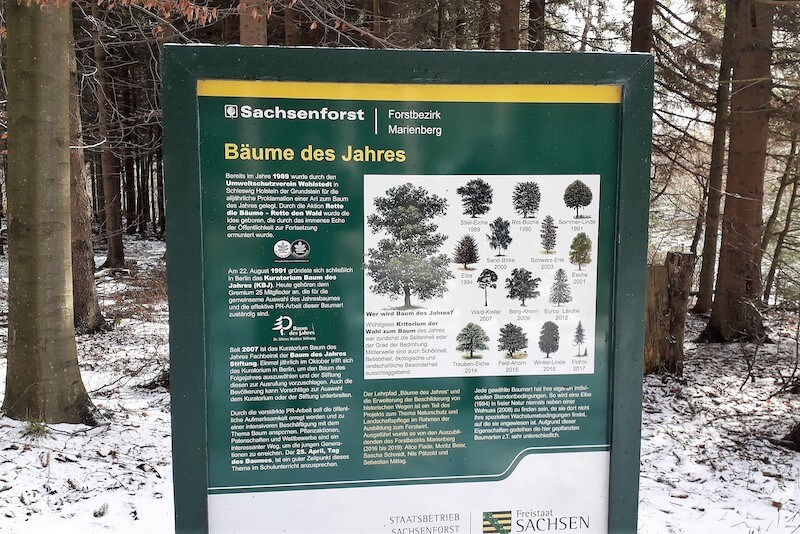 Naučná stezka Oberseiffenbach