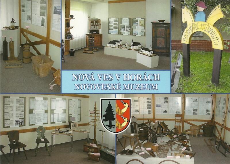 Museum in Nová Ves v Horách