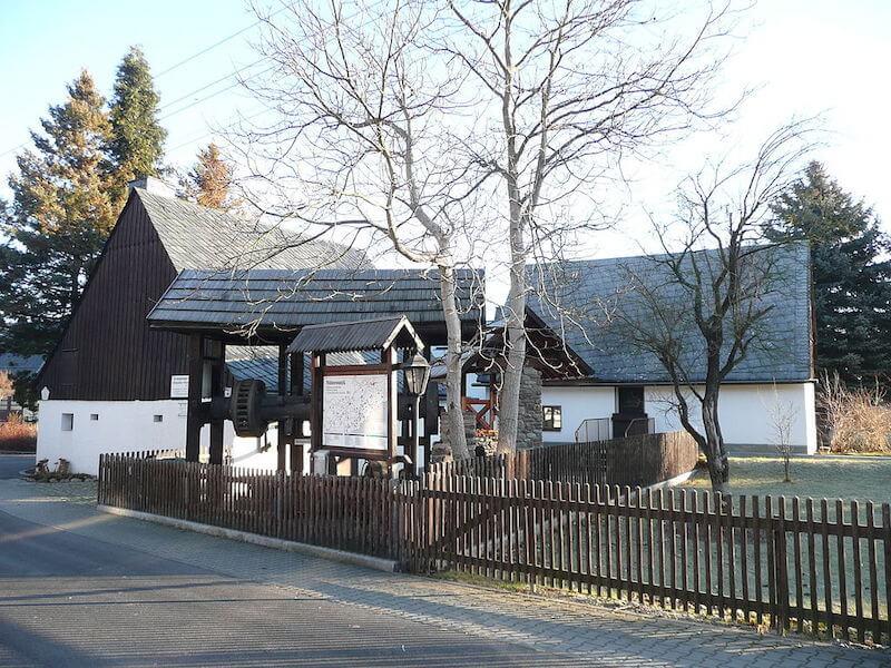 Das Technische Museum Ölmühle in Pockau